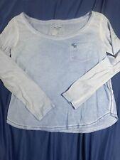 Ladies Long Sleeve Abercrombie Tshirt