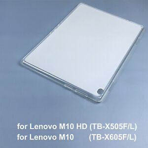 """TPU CASE+ SCHUTZGLAS GLASFOLIE LENOVO TAB M10 TB-X605F/ M10 HD TB-X505F 10.1"""""""