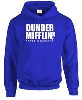 DUNDER MIFFLIN Paper Company Funny - Fleece Pullover Hoodie