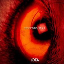 IOTA WOLF NUMBER 9 DIGIPAK CD NEW