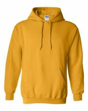 New 3XL GILDAN GOLD Heavy Blend Hooded Sweatshirt G18500 Hoodie - Great Price!