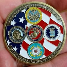 Military Challenge Coins for sale | eBay