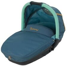 Nacelle Quinny Car Cot Groovy Green pour Quinny Buzz - adaptateurs inclus