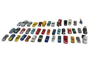 Job lot of toy cars trucks digger Sierra Matchbox Lesney Corgi some vintage