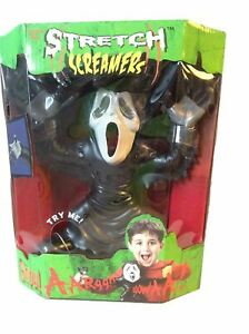 Stretch Screamers SCREAMING GHOUL With Sounds - Halloween - NEW
