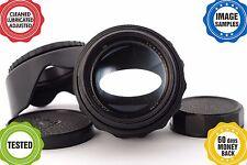 JUPITER-9 2/85 M42 mount Cine Lens Rotating Oval Aperture Anamorphic Bokeh