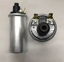 BSA 12 VOLT COILS, WORKS WITH POINTS AND ELECTRONIC IGNITION A65 A50