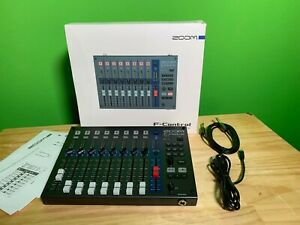 ZOOM FRC8 CONTROL for F8n, F8, F4 Multitrack Recorders