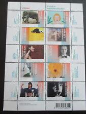 Niederlande 2283-2392 KL Kleinbogen gestempelt 2005