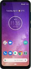 New Launch Motorola One Vision Unlocked Dual SIM-Hole Punch Camera-Android One
