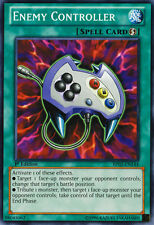 3x Yugioh SDBE-EN032 Enemy Controller Common Card