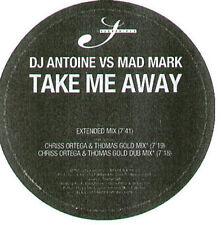 DJ ANTOINE VS MAD MARK - Take Me Away (Chriss Ortega & Thomas Gold Mix) Session