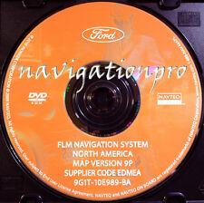 2007-2009 Lincoln MKX MKZ Navigator Mark LT Zephyr Navigation DVD Ver. 9P 2011
