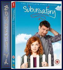 SUBURGATORY - COMPLETE SERIES SEASON 1   **BRAND NEW DVD  **