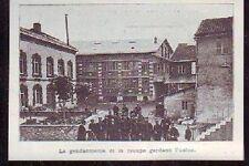1905  --  LIMOGES  GENDARMERIE GARDANT USINE  K847