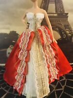 1997 Happy Holidays Barbie Special Edition Gown