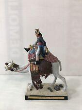 Soldat de plomb Cobra - Napoléon sur dromadaire - Campagne d'égypte 1798
