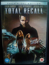 Total Recall (DVD, 2012) Theatrical Edition