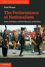 Cambridge Studies in Modern Theatre: The Performance of Nationalism : India,...