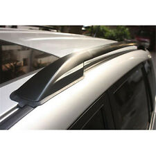For Toyota Rav4 2006-2012  Aluminum Black Roof Rails Rack Luggage Carrier Bars