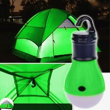 3x PC LED CAMPING LANTERN LIGHT BULB LAMP OUTDOOR TENT BACK PACKING LIGHTS - USA