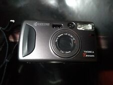 Yashica T* Zoom 35mm Compact Film Camera