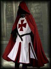 Medieval Renaissance Tunic Knight tabard Sleeveless Surcoat Sca Larp
