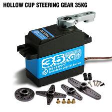 Waterproof DS3235SG 35KG 180°/270° Metal Digital Servo  Gear Coreless Motor