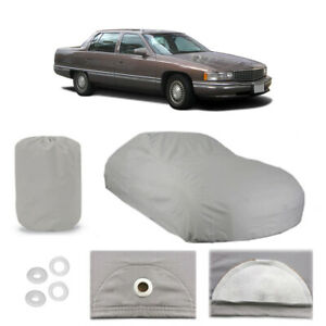 Cadillac Deville 4 Layer Car Cover Outdoor Water Proof Rain Sun Dust Early Gen.