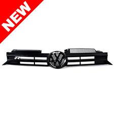 10-14 VW MK6 GOLF/GTI/JETTA SPORTWAGEN R20 R STYLE SLAT GRILLE - BLACK