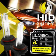 35W HID Xenon Headlight Conversion KIT Bulb BALLAST Hi-Lo Beam H1 H4 H13 9005 US