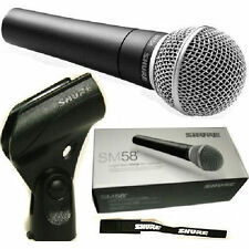 Shure SM58 Vocal Microphone Australian Authorised Shure Reseller