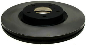 Disc Brake Rotor-Coated Front ACDelco Advantage 18A1811AC