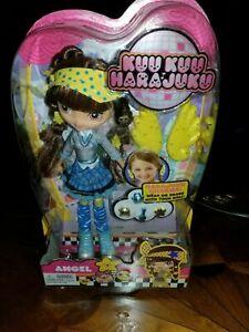 Kuu Kuu Harajuku Fashion Angel Doll Outfit By Mattel 2018 / VHTF