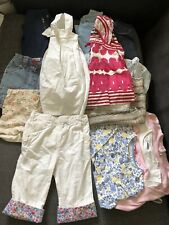 Girls Bundle Summer Clothes Size 3-4 Years