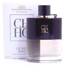 CH Men Prive by Carolina Herrera 3.4 oz.EDT Spray for Men *Tester
