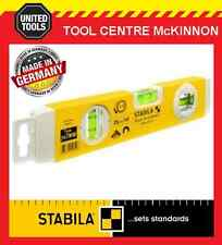"""STABILA TYPE 70TMW 25cm / 10"""" 3-VIAL MAGNETIC SPIRIT LEVEL WITH ANGLE MEASURE"""