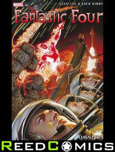 FANTASTIC FOUR OMNIBUS VOLUME 3 HARDCOVER ALEX ROSS COVER (952 Pages) Hardback
