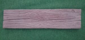 Railway sleeper, Concrete decorative Paving. Stepping stones/path free deliver