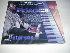 Oscar Peterson - Piano Player (2001) CD Jazz