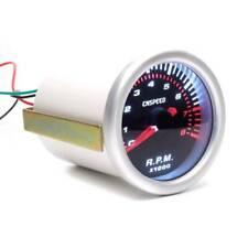 2'' inch 52MM Universal Car Motor LED Tachometer Tacho Gauge Meter Pointer RPM F