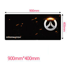 Large Size 900*400MM Razer Overwatch Speed Game MousePad Mat Gaming Mouse Pad