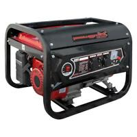 Generatore Di Corrente 15Hp 5500W 4 Tempi Benzina AVR PH5500 Manuale