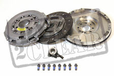 VAUXHALL ZAFIRA 2.0 DTI DUAL MASS REPLACEMENT FLYWHEEL CLUTCH KIT Y20DTH 00-06