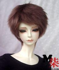1 6 6-7 Bjd Wig Msd Yosd Sd Dz Dod Luts Dollfie Doll Costom Boy Head Hair