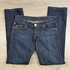 Rock & Republic Costello Straight Leg Womens Jeans Size 26 Actual W29 L29.5 (G4)