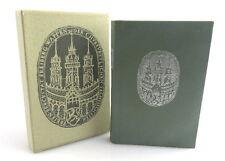 Minibuch:Tableau von Freiberg entworfen von Heinrich Keller VEB Leipzig / r016