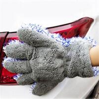 Car Cleaning Tools Car Wash Gloves Wash Gloves Car Washing Brush Household LI