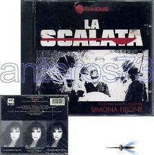 """SIMONA PIRONE """"LA SCALATA"""" RARO CD 1992 OST - SIGILLATO"""