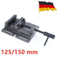 Maschinenschraubstock Schraubstock für Tischbohrmaschine 125/150 mm Neu DE